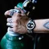 Jack Mason Racing Chronograph Stainless Steel Black (JM-R402-004) wrist