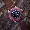 Jack Mason Diver Red Brown (JM-D101-018)