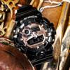 G-Shock GA700 Black Metallic Rose Gold (GA700MMC-1A)