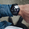Xeric Trappist-1 Moonphase Deep Purple (TMP-3026) wrist