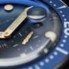 Spinnaker Croft Automatic Blue Tan (SP-5058-08)