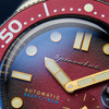 Spinnaker Croft Automatic Red (SP-5058-09)