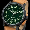 Szanto Military Field Black Green Tan (SZ1126)