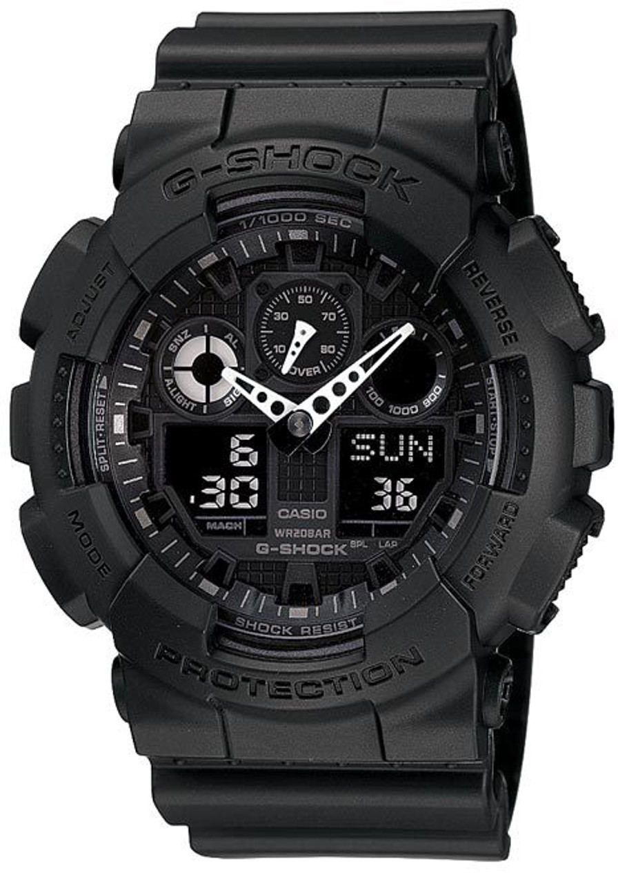 G Shock Military Special Edition All Black