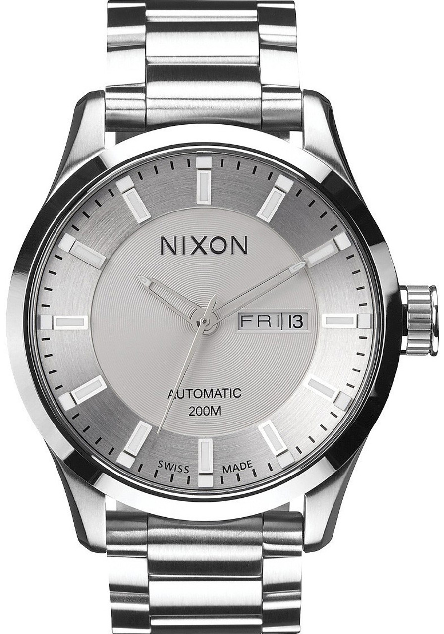 deef595eae3 Nixon automatic ii steel jpg 784x1120 Old nixon watches