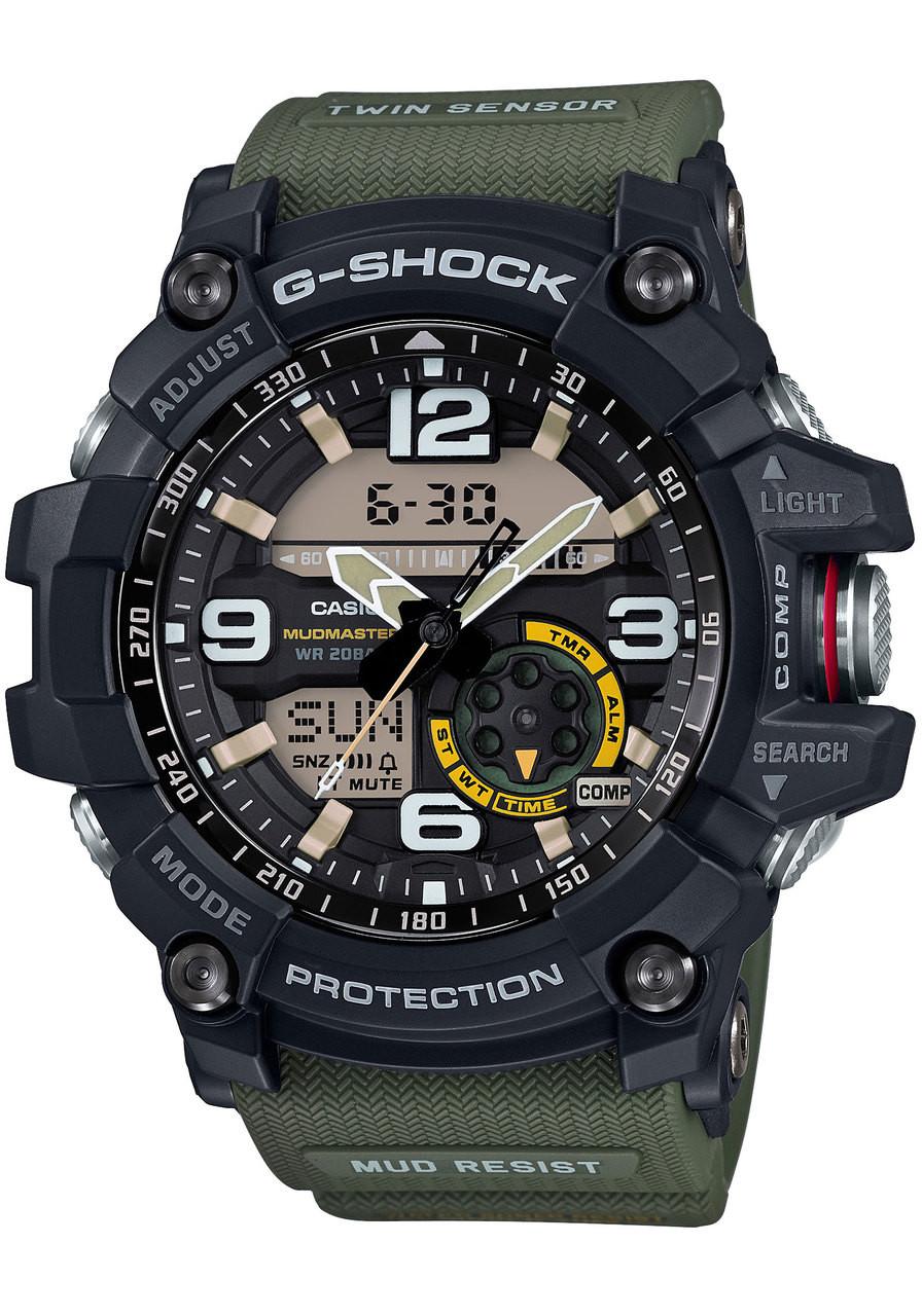 comprar baratas nuevo lanzamiento Nuevos objetos G-shock Mudmaster Military Green