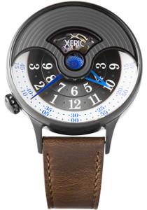 Xeric Evergraph Automatic Limited Edition Gunmetal 287e5f644c2