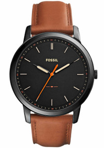 Fossil Fs5507 Barstow Brown Black Watches Com