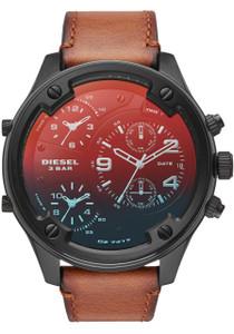 Diesel Boltdown Chrono Black Brown 7b38e3570ce