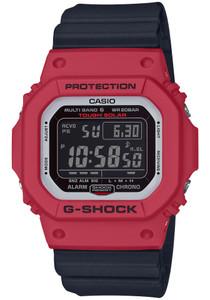 2848028e7 G-Shock RB Series Classic Solar Digital Red Black