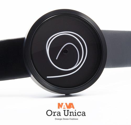 Nava Ora Unica Black 42mm
