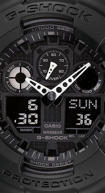 G-Shock Military Special Edition -All Black