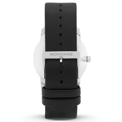 Mondaine Ultra Thin Men's Black (A638-30350-14SBB)