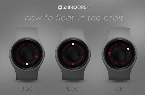 Ziiiro Orbit Ocean Ocean (Z0003WOO)