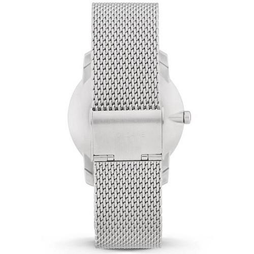 Mondaine Ultra Thin 36mm Simply Elegant Mesh (A400-30351-16SBM)