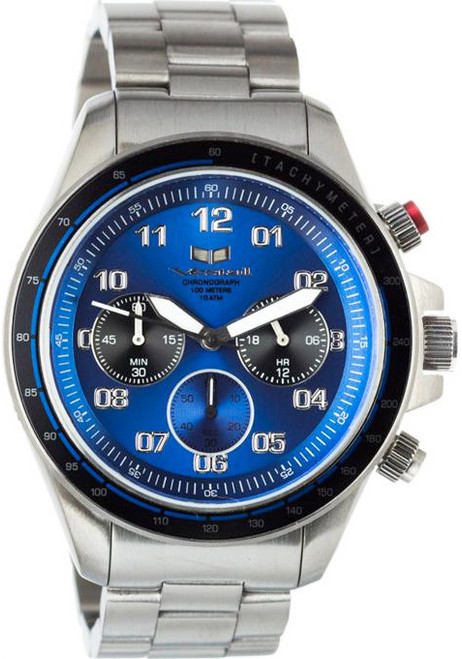 Vestal ZR2011 ZR2 Chronograph Steel Blue
