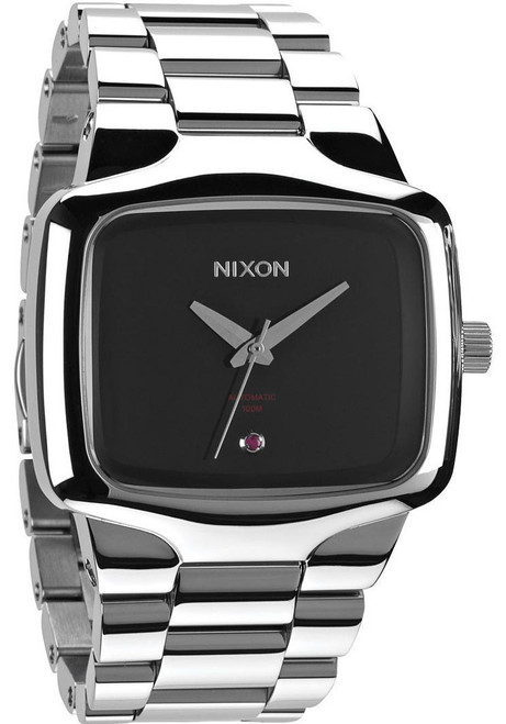 Nixon Player XL Swiss Automatic Black (A352099)