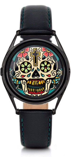 Mr. Jones Last Laugh Tattoo Mechanical Automatic