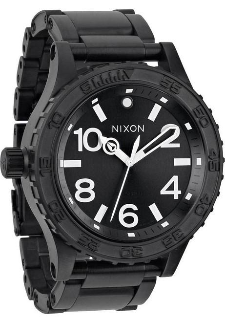 Nixon 51-30 TI Titanium All Black