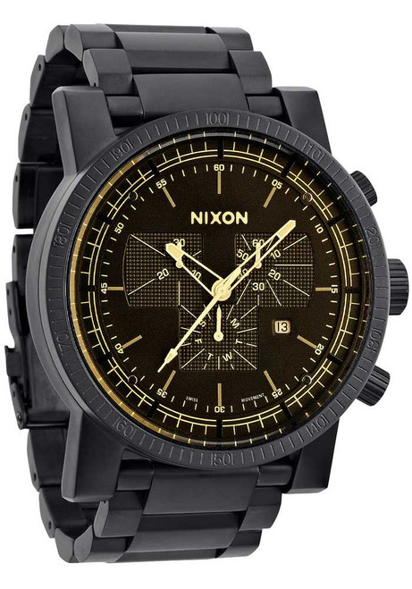 Nixon Magnacon SS Black Sniper Edition (A4571354) full