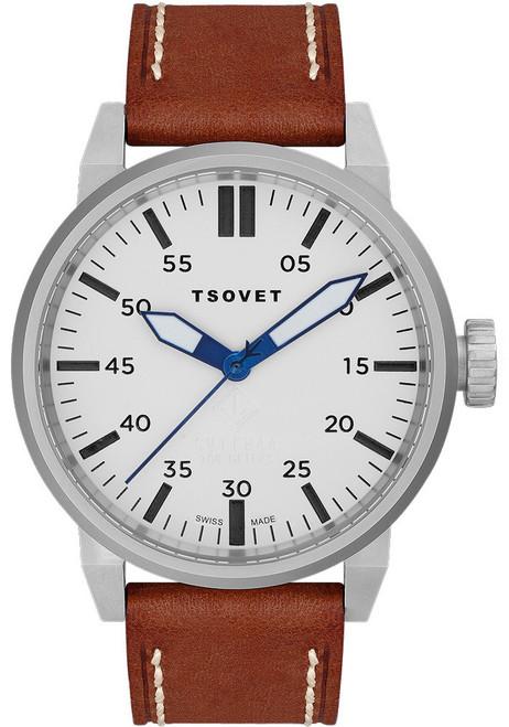 TSOVET FW110111-01 Brown/Silver