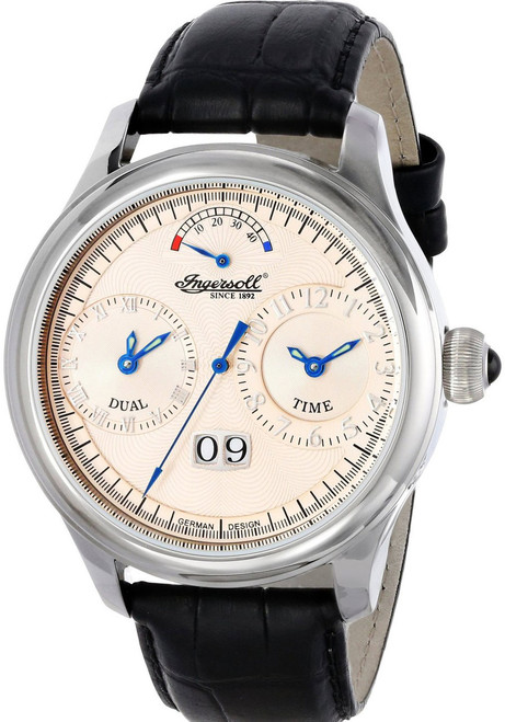 Ingersoll Dual Time Limited Edition Automatic Creme