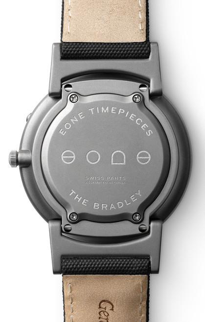 Eone Bradley Classic Canvas Black (BR-C-BLACK)