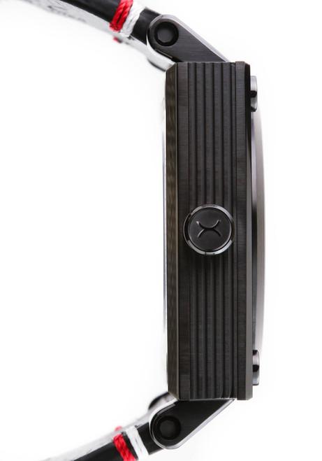 Xeric Xeriscope Squared All Black (XS2-3019) side