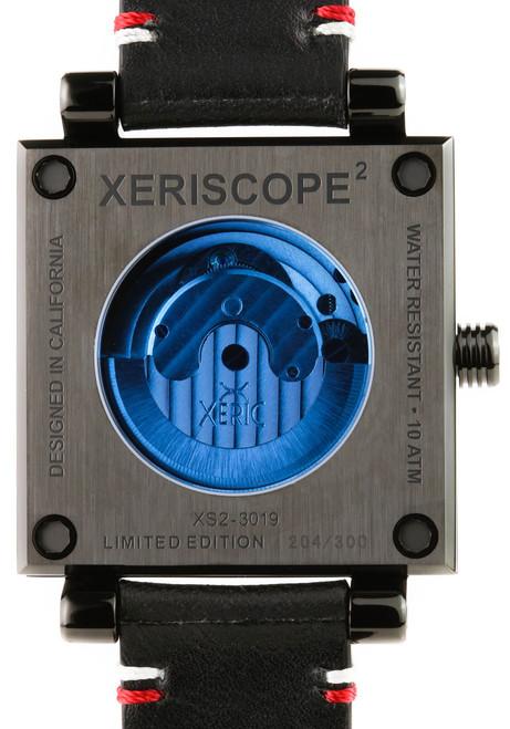 Xeric Xeriscope Squared All Black (XS2-3019) back