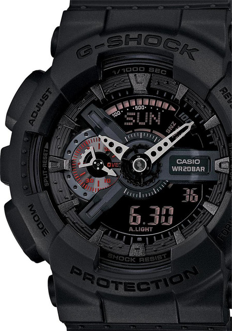 e672c752a94 ... G-Shock Classic Military X-Large Matte Black ...