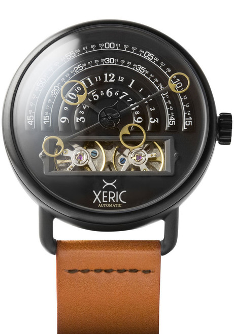 Xeric Black/Tan Halograph Automatic Limited Edition