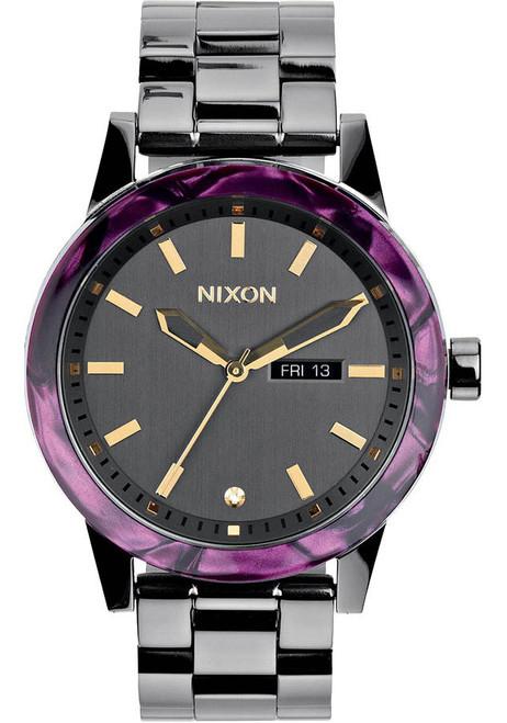 Nixon Spur Gunmetal Velvet (A2631345)