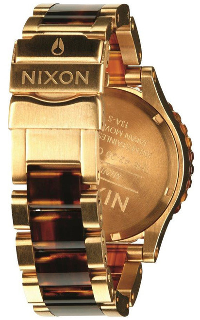 Nixon 42-20 Chrono Gold/Molasses (A0371424)