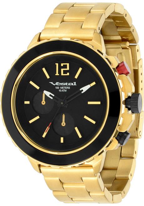 Vestal YATCM03 Metal Yacht Gold