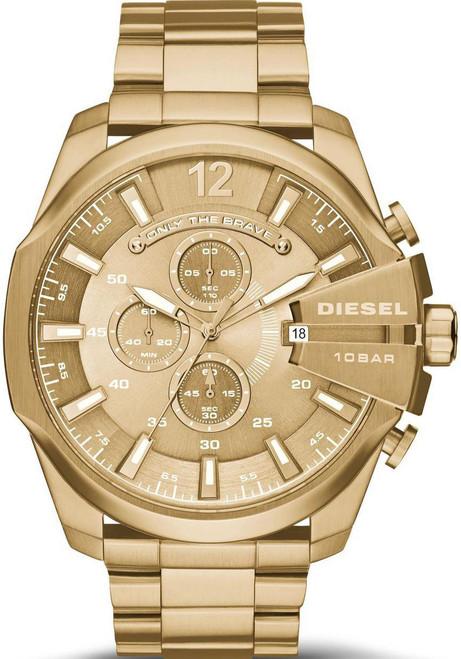 Diesel Mega Chief Chronograph All Gold