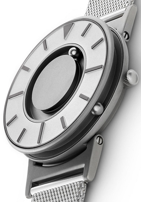 Bradley Compass Iris Watch for the Visually-Impaired or Fashion-Inclined.