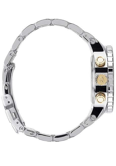 Nixon 38-20 Chrono Silver/Gold (A4041921)