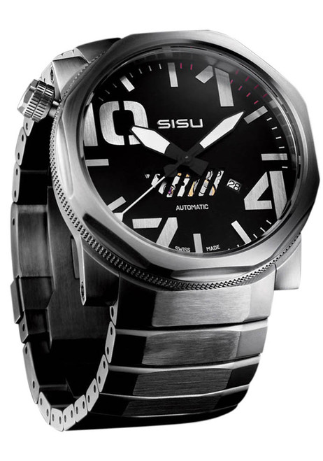 SISU Bravado A1-50-SS Swiss Automatic Ltd. Edition
