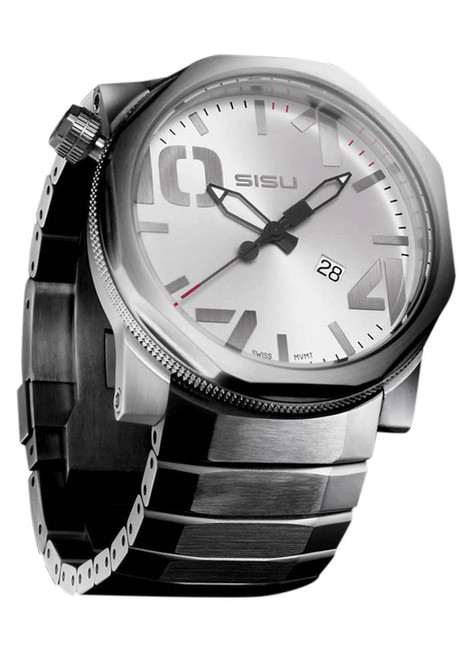SISU Bravado BQ2-50-SS Swiss Limited Edition