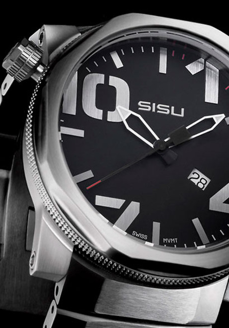 SISU Bravado BQ3-50-SS Swiss Limited Edition