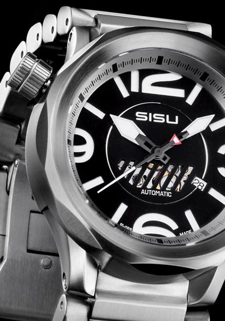 SISU Guardian GA1-50 Swiss Automatic Ltd. Edition