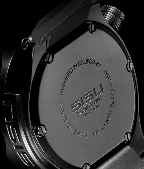 "SISU Guardian GQ4-50-RB ""Eclipse"" Swiss Limited Edition"
