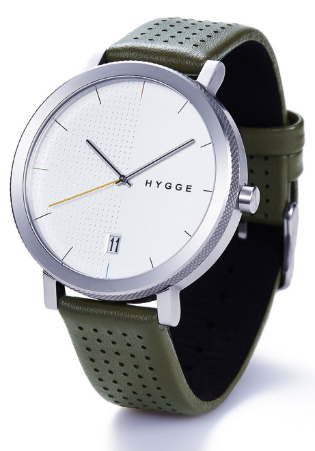 Hygge 2203 Duality Leather Khaki