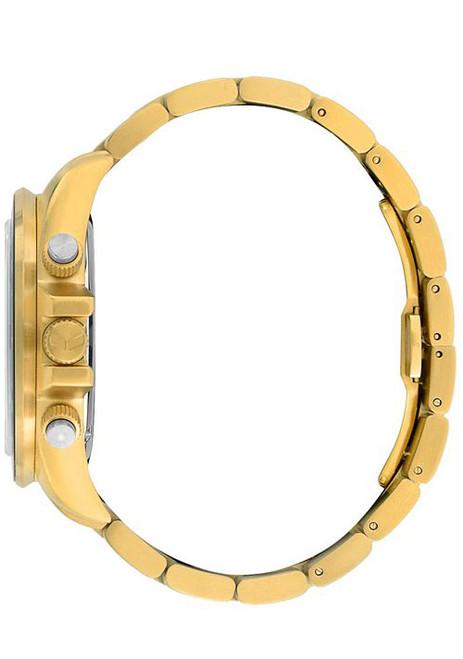 Vestal ZR2023 43mm Brushed Gold/Teal