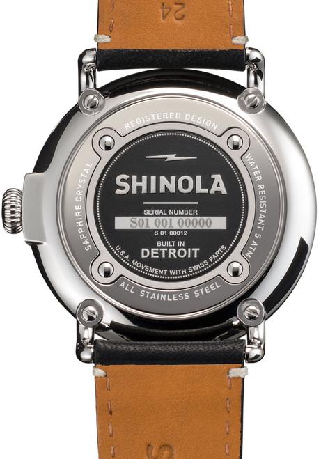 26cba8fc156 ... Shinola Runwell 47mm