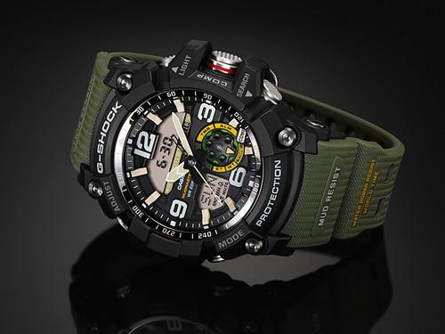 G-shock Mudmaster Military Green (GG-1000-1A3)