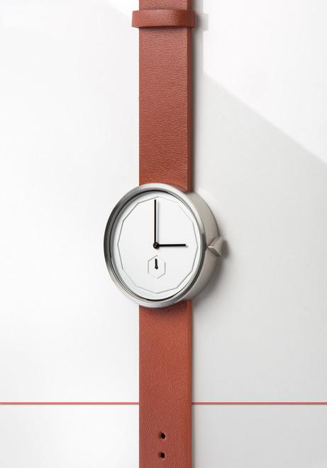 Aark Classic Nue Silver Watch (Nue-Silver)