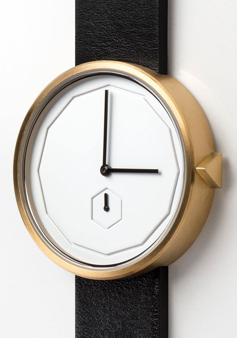 Aark Classic Nue Gold Watch (Nue-Gold)