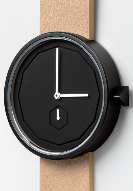 Aark Classic Nue Black Watch (Nue-Black)