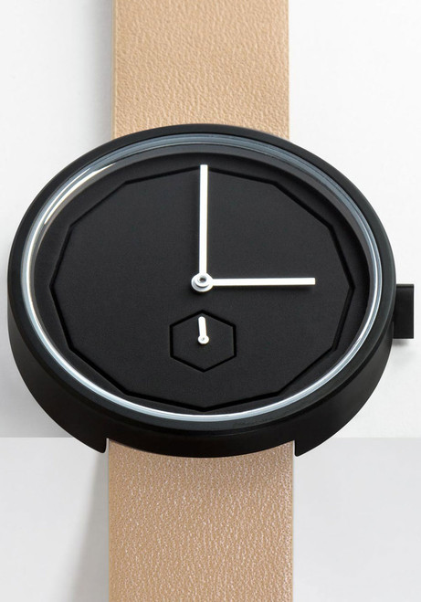 Aark Classic Nue Black Watch (Nue-Black)